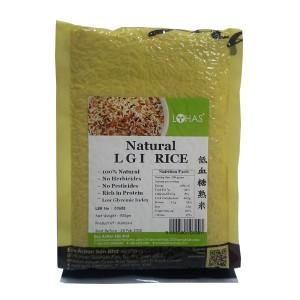Natural LGI Rice