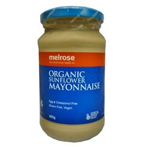 Melrose - Organic Sunflower Mayonnaise