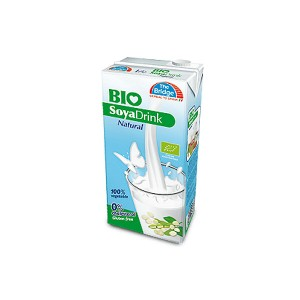 BIO SoyaDrink Natural - Natural Soy Milk