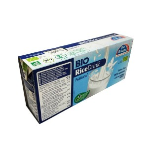 Bio Rice Drink Natural (for Child)