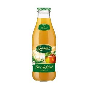 Bauer Bio Apple Direct Juice Clowdy