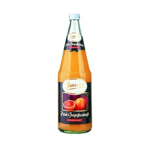 Bauer Pink Grapefruit Direct Juice