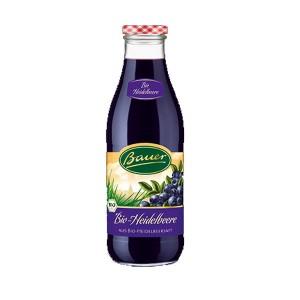 Bauer Blueberry Nectar Juice