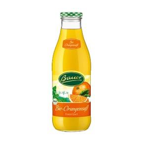 Bauer Bio Orange Direct Juice