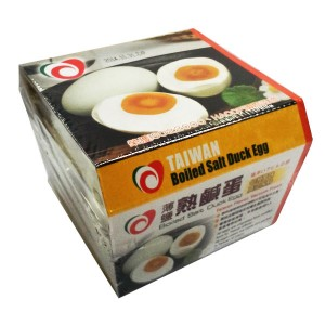 Taiwan Boiled Salt Duck Egg