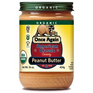 Organic American Classic Peanut Butter Creamy