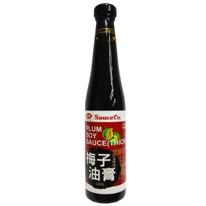 Plum Soy Sauce (Thick)