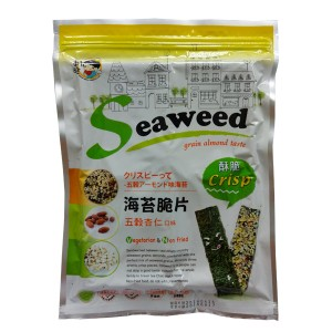 Seaweed Grain Almond Taste - crisp