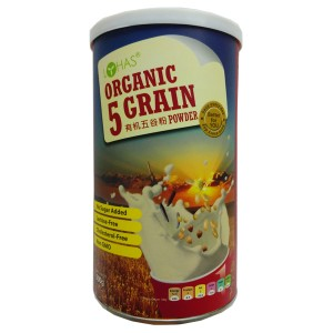 Organic 5 Grain Powder