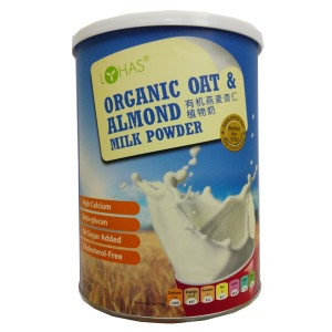 Organic Oat & Almond Milk Powder