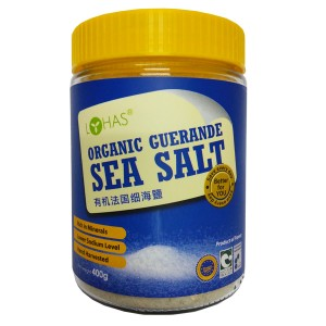 Organic Guerande Sea Salt