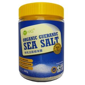 Organic Guerande Sea Salt