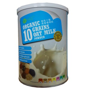 Organic 10 Grains Oat Milk
