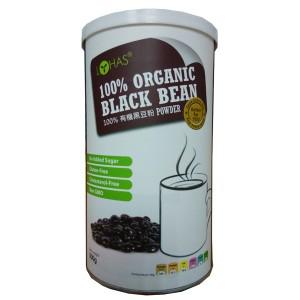 100% Organic Black Bean