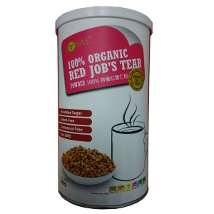 100% Organic Red Job's Tear Powder