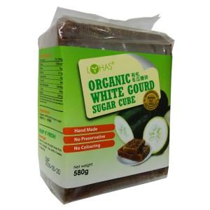Organic White Gourd Sugar Cube