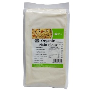 Organic Plain Flour