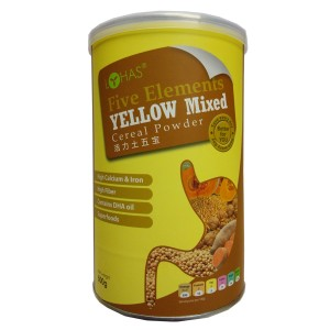 LOHAS Five Elements Yellow Mixed Cereal Powder