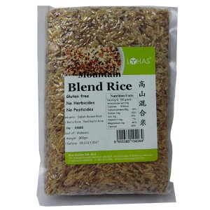 Mountain Blend Rice