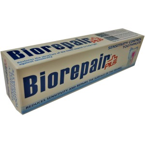 Bio Repair Plus Sensitivity Control Toothpaste