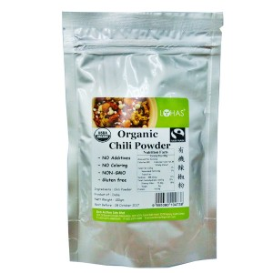 Organic Chiili Powder