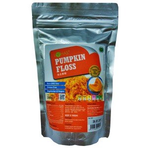 LOAHS Pumpkin Floss