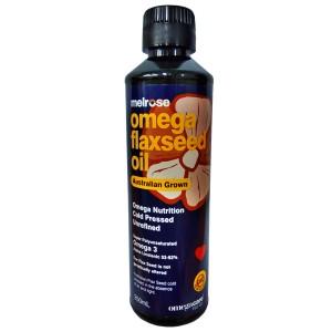 Melrose - Organic Omega Flaxseed Oil