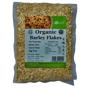 Organic Barley Flakes