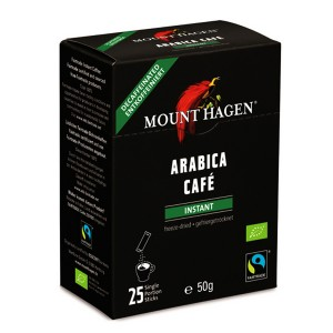 Mount Hagen Arabica Cafe Instant Decaffeinated