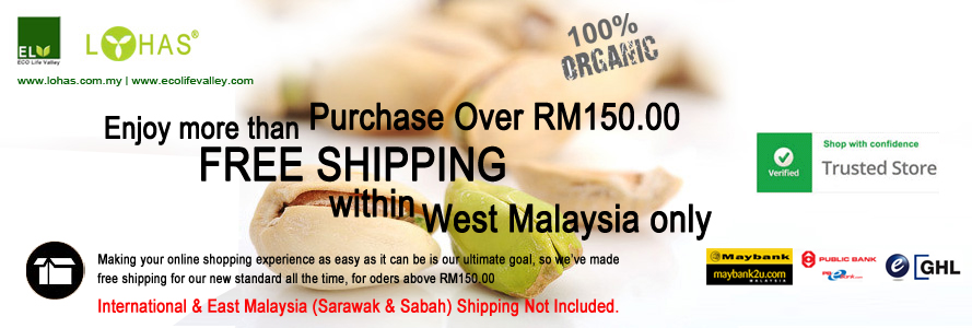 Organic Foods - LOHAS Malaysia Online Organic Store - Lohas